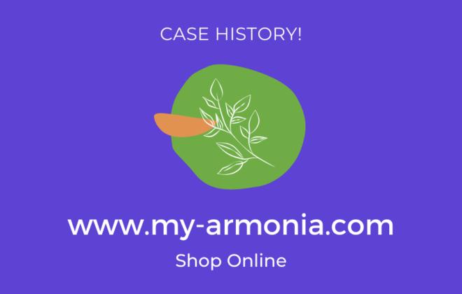 Shop Online My Armonia